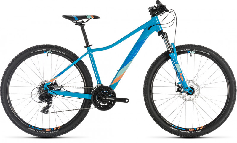 Cube ACCESS WS 27.5 Reefblue´N´Apricot 2019