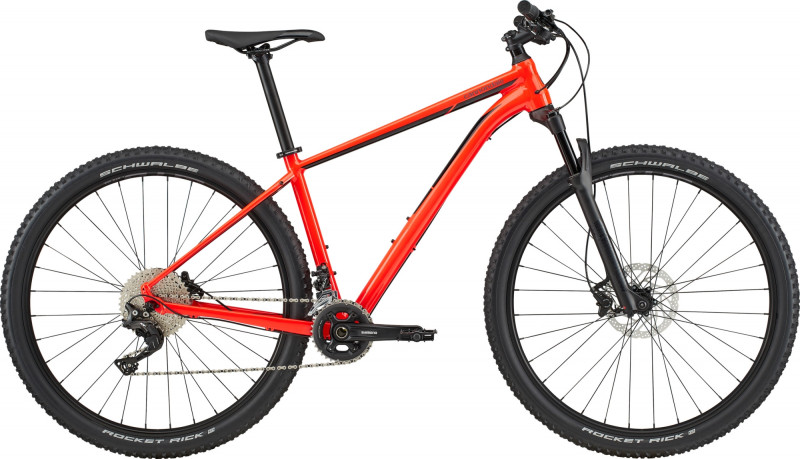 Cannondale TRAIL 2 29 Acid Red 2020