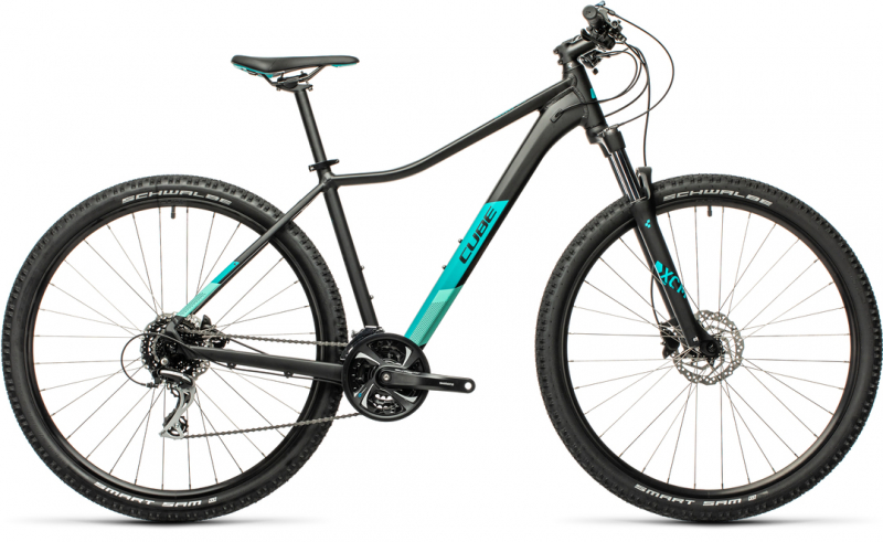 CUBE Access WS Exc black´n´blue 2021