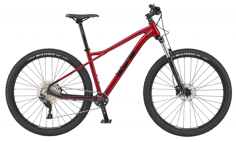 "GT AVALANCHE 29"" ELITE RED 2021"