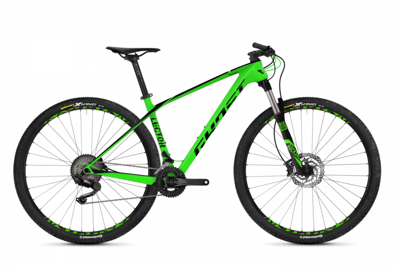 Ghost Lector 2.9 LC 2018 NEONGREEN | NIGHTBLACK