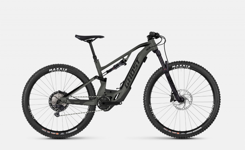 Ghost HybRide ASX 4.7+ Rock Grey / Black 2020