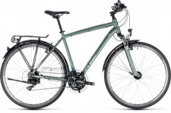 Cube Touring 2018 Green´N´Silver