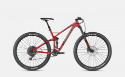 Ghost SL AMR 9.9 LC 2018 Red/Black