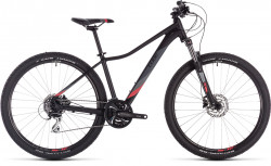 Cube Access WS EXC 27.5 2019 Black´N´Coral
