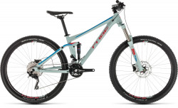 CUBE Sting WS 120 EXC Lightblue'N'Coral 2019