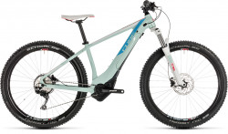 CUBE ACCESS HYBRID EXC 500 27.5 BLUE´N´CORAL 2019