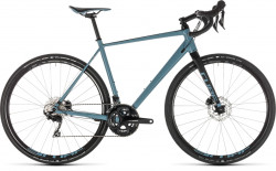 Cube Nuroad Race Blue´N´Black 2019