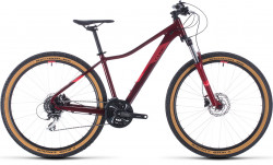 "CUBE Access WS Exc 27.5"" poppyred´n´coral 2020"