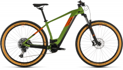 CUBE Reaction Hybrid EX 500 29 green´n´orange 2020