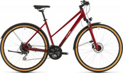 CUBE Nature Allroad Trapeze red´n´grey 2020