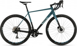CUBE Nuroad Race black´n´greyblue 2020