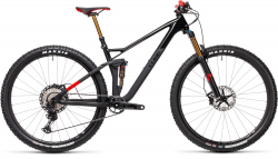 CUBE Stereo 120 HPC SLT 29 carbon´n´red 2021