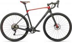 CUBE Nuroad C:62 Pro carbon´n´red 2021