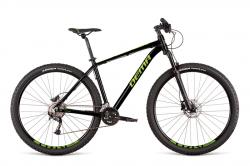 Dema ENERGY 3 Black-Green 2021