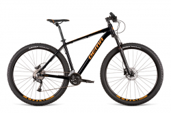 Dema ENERGY 3 Black-Orange 2021