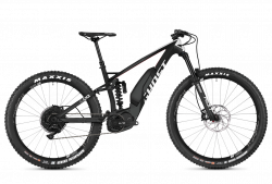 Ghost Hybride SL AMR S4.7+ LC U GRY / WTE / RED 2019