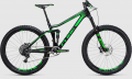 Cube Stereo 140 C:62 SL 2017 CARBON´N´GREEN